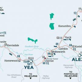 GVRT Map updated